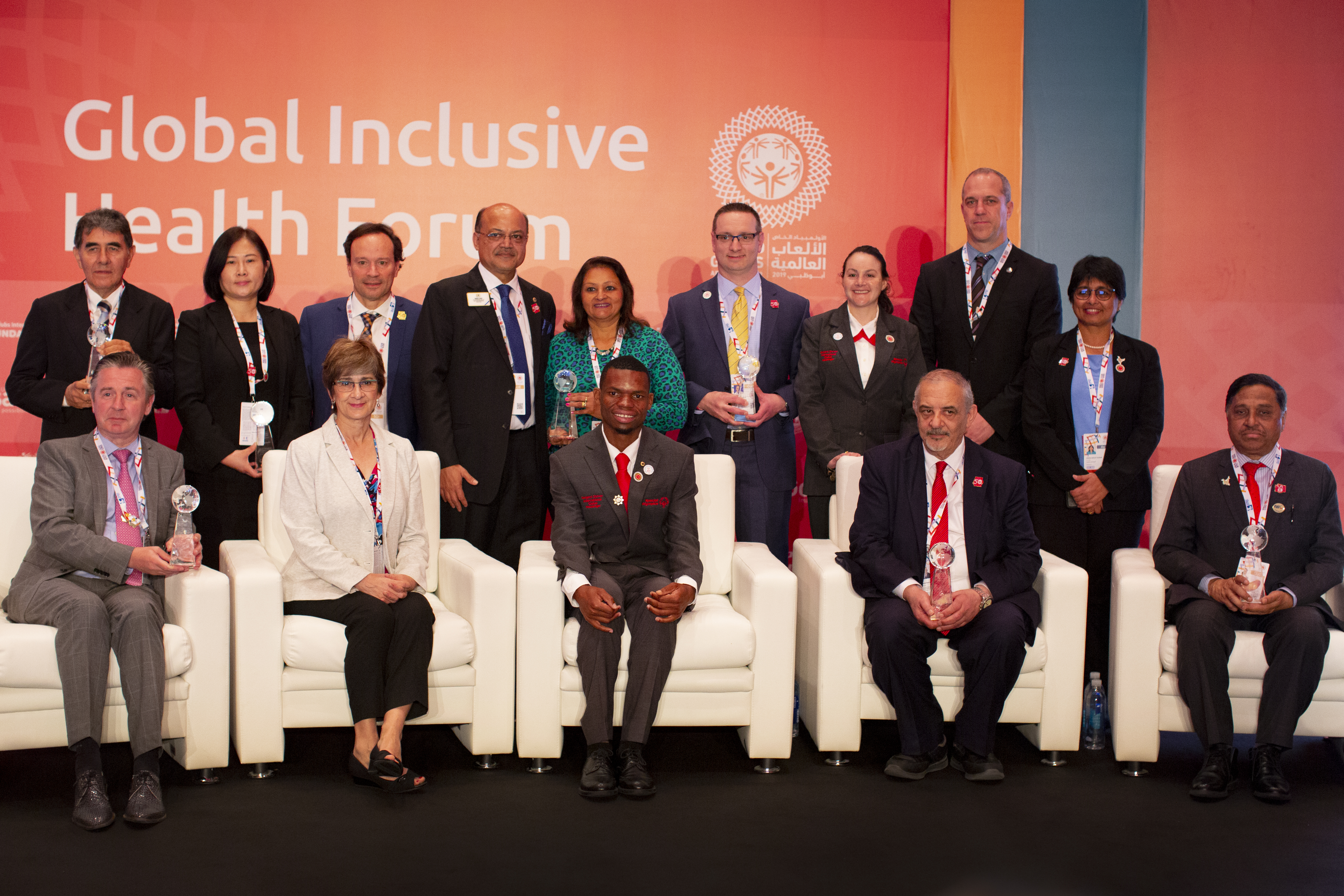 Seven are Honored for Championing Global Health Work with Golisano Global Health Leadership Awards